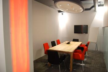 Stylish Conference and Meeting Rooms in Istanbul