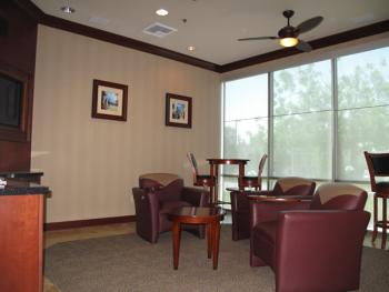 Break Room - Kitchen Area - Rancho Cucamonga Executive Suite