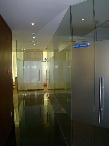 Receptionist Welcoming Area - Panama City Office