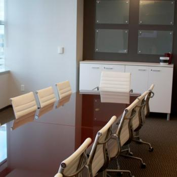 This Miami Office Has Nice Board Rooms and Meeting Rooms