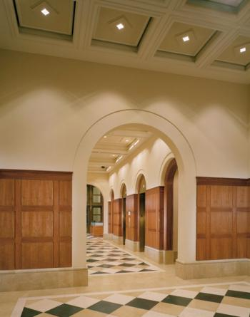 Entrance Lobby - Coral Gables Office Space
