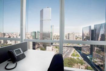 Turnkey Office in Beijing - Fully Equipped