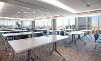 Stylish Conference and Meeting Rooms in Beijing