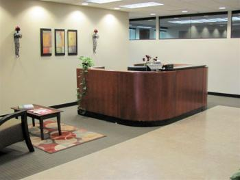 Entrance Lobby - Salt Lake City Office Space