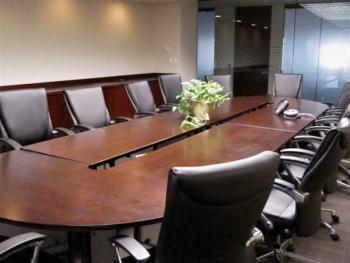 This Salt Lake City Office Has Nice Board Rooms and Meeting Rooms