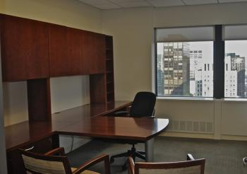 Turnkey Office in New York - Fully Equipped