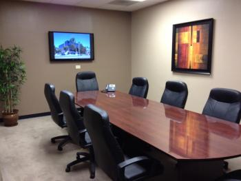 Turnkey Ontario Conference Room