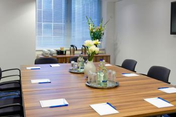 This London Mayfair Office Has Nice Board Rooms and Meeting Rooms