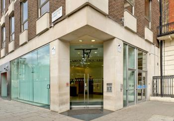 Exterior - London Mayfair Office Space