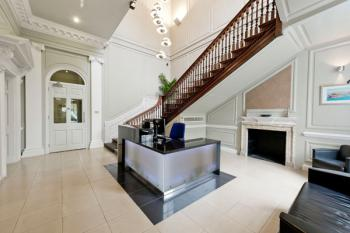 Receptionist Welcoming Area - London West End Office