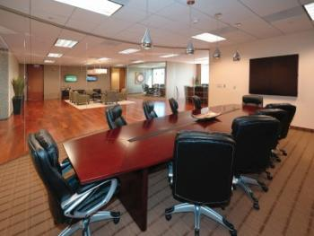 This Dallas Office Has Nice Board Rooms and Meeting Rooms