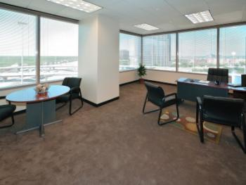 Turnkey Office in Dallas - Fully Equipped