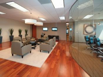 Receptionist Welcoming Area - Dallas Office