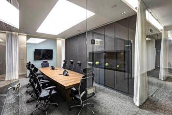 This Mexico City Office Has Nice Board Rooms and Meeting Rooms