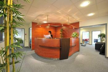 Entrance Lobby - Nantes Office Space