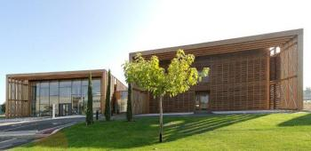 Exterior - Terssac Office Space
