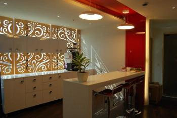 Noida Office Space - Accommodating Commons Area