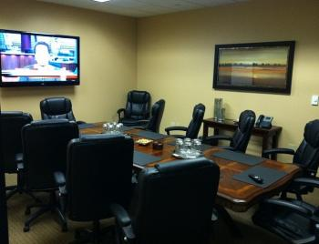 This Orlando Office Has Nice Board Rooms and Meeting Rooms